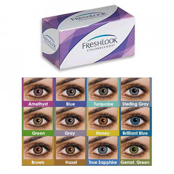 FreshLook Colors, FreshLook ColorBlends
