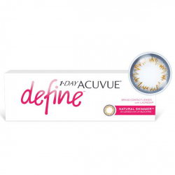 Бьюти-линзы 1-Day Acuvue Define